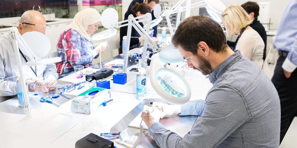 Dental Education verwendet